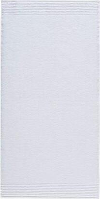 Olivier Desforge Alizee blanc hand towel 50x100