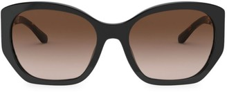Tory Burch 55MM Butterfly Sunglasses