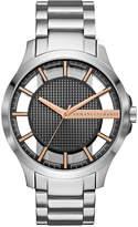 Armani Exchange Men's Stainless Steel Bracelet Watch 46mm AX2199