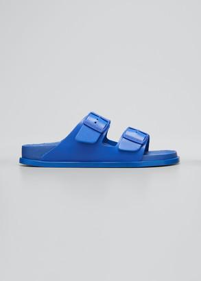 Birkenstock Arizona Double Buckle Slide Sandals