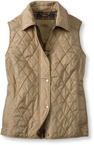L.L. Bean Quilted Riding Vest