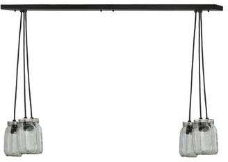 Meyda Tiffany 6 - Light Kitchen Island Linear Pendant