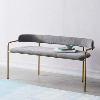 west elm Lenox Dining Bench
