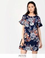 Glamorous Petite Printed Shift Dress