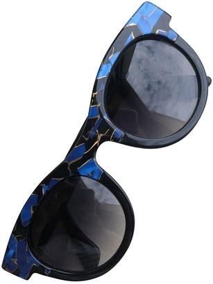 Thierry Lasry Multicolour Plastic Sunglasses