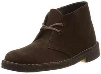 Clarks Desert Boot, Women's Desert Boots, Brown (brown Suede), 7 UK