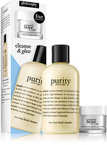 philosophy Cleanse And Glow Duo