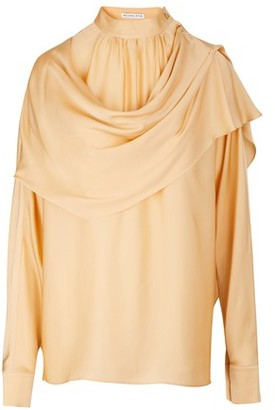 REJINA PYO Ira silk blouse