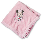 Disney Minnie Mouse Plush Blanket for Baby