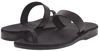 Jerusalem Sandals Eden - Womens (Black) Women's Shoes