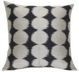 Beccum Stripe 20-Inch Square Throw Pillow