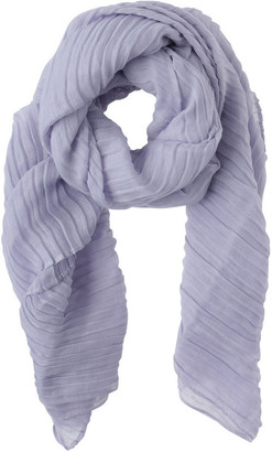 Piper Pleated Poly Scarf