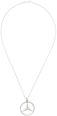 Hatton Labs Merc pendant necklace