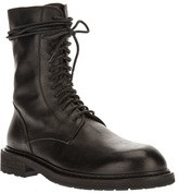Ann Demeulemeester 'Tamponato' mid high boot