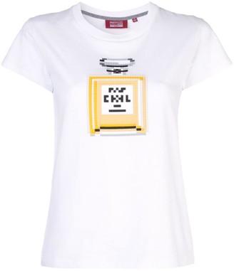 Mostly Heard Rarely Seen 8-Bit Fragrance T-shirt