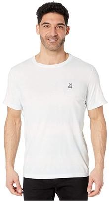 Psycho Bunny Tenby T-Shirt (Forgetmenot) Men's Clothing