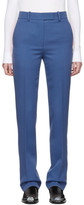 Calvin Klein Blue Marching Band Trousers