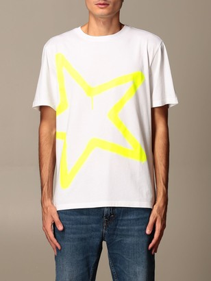 Golden Goose T-shirt Cotton T-shirt With Logo