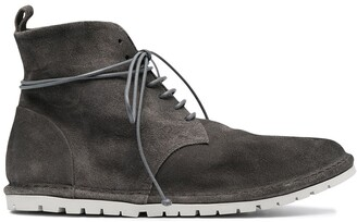 Marsèll High-Top Leather Shoes