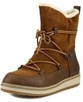 White Mountain Topaz Women Us 7 Brown Snow Boot.