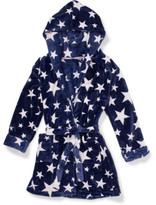 JT One Star Print Fleece Gown