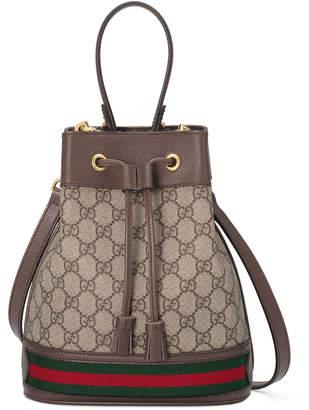 Gucci Ophidia Small GG Supreme Bucket Bag