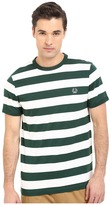 Fred Perry Striped Sports T-Shirt