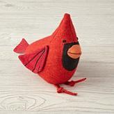 Charley Harper Cardinal Stuffed Animal