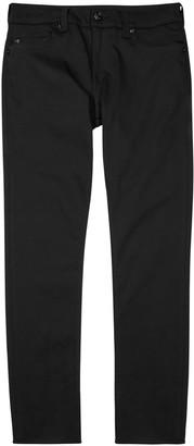 True Religion Rocco black skinny jeans