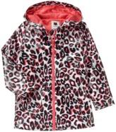 Gymboree Leopard Raincoat