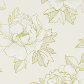 Designers Guild Whitewell Collection - Cecily Wallpaper - P508/05 Champagne