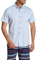 Sovereign Code Crystal Cove Short Sleeve Regular Fit Shirt