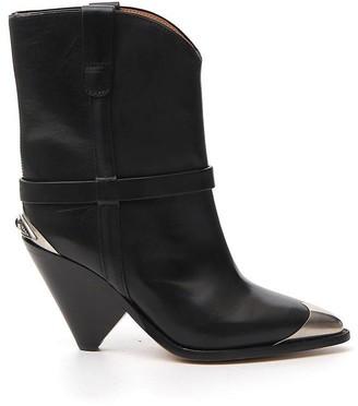 Isabel Marant Lamsy Pointed Toe Boots