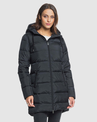 Roxy Womens Southern Nights Longline Puffer Jacket