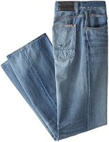 Hudson Men's Wilde 5 Pocket Relax Straight Leg Jean