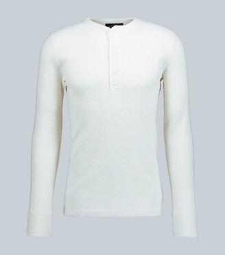Ralph Lauren RRL Henley long-sleeved T-shirt