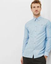 Ted Baker Linen and cottonblend shirt