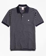 Brooks Brothers Golden Fleece® Slim Fit Performance Stripe Polo Shirt