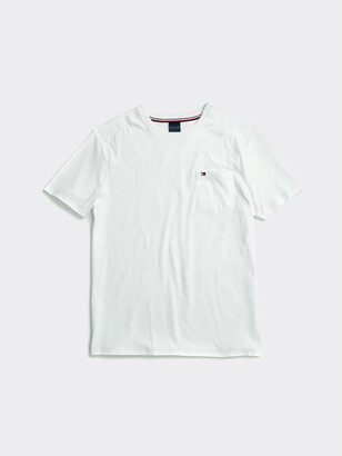 Tommy Hilfiger Heathered Pocket T-Shirt