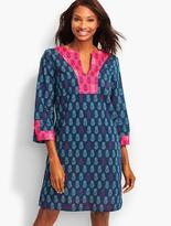Talbots Pineapple Print Cover-Up