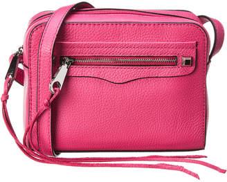 Rebecca Minkoff Mini Regan Leather Camera Bag