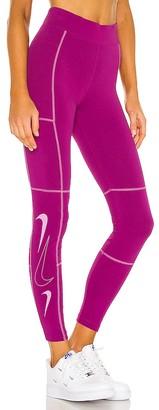 Nike NSW High Rise Swoosh Legging