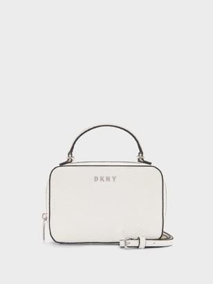 DKNY Ashlee Embossed Crossbody Bag
