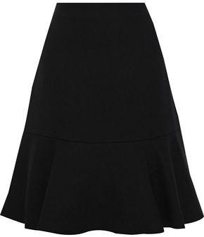 Vanessa Bruno Flared Crepe Skirt