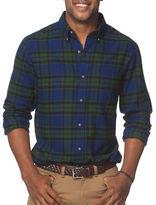 Chaps Plaid Flannel Shirt