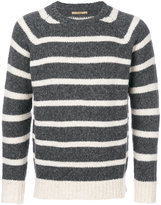 Nuur striped jumper - men - Acrylic/Nylon/Alpaca/Merino - 48
