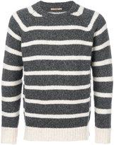 Nuur striped jumper - men - Acrylic/Nylon/Alpaca/Merino - 48