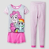My Little Pony Girls'' Pajama Set - Grey