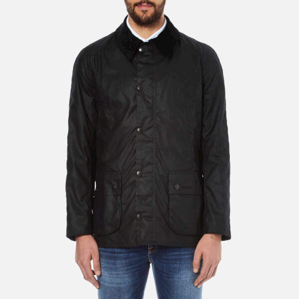 Barbour Heritage Men's Ashby Waxed Jacket