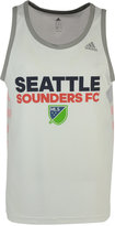 adidas Men's Seattle Sounders FC USA Performance Tank Top